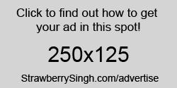 strawberrysingh.com